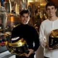 SHOEIがマルケス兄弟と4年間の契約更新、レプリカヘルメットが楽しみ!
