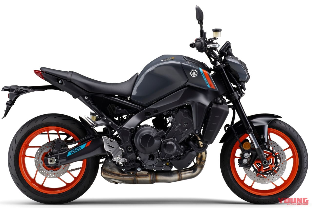 YAMAHA MT-09 ABS[2021 model]