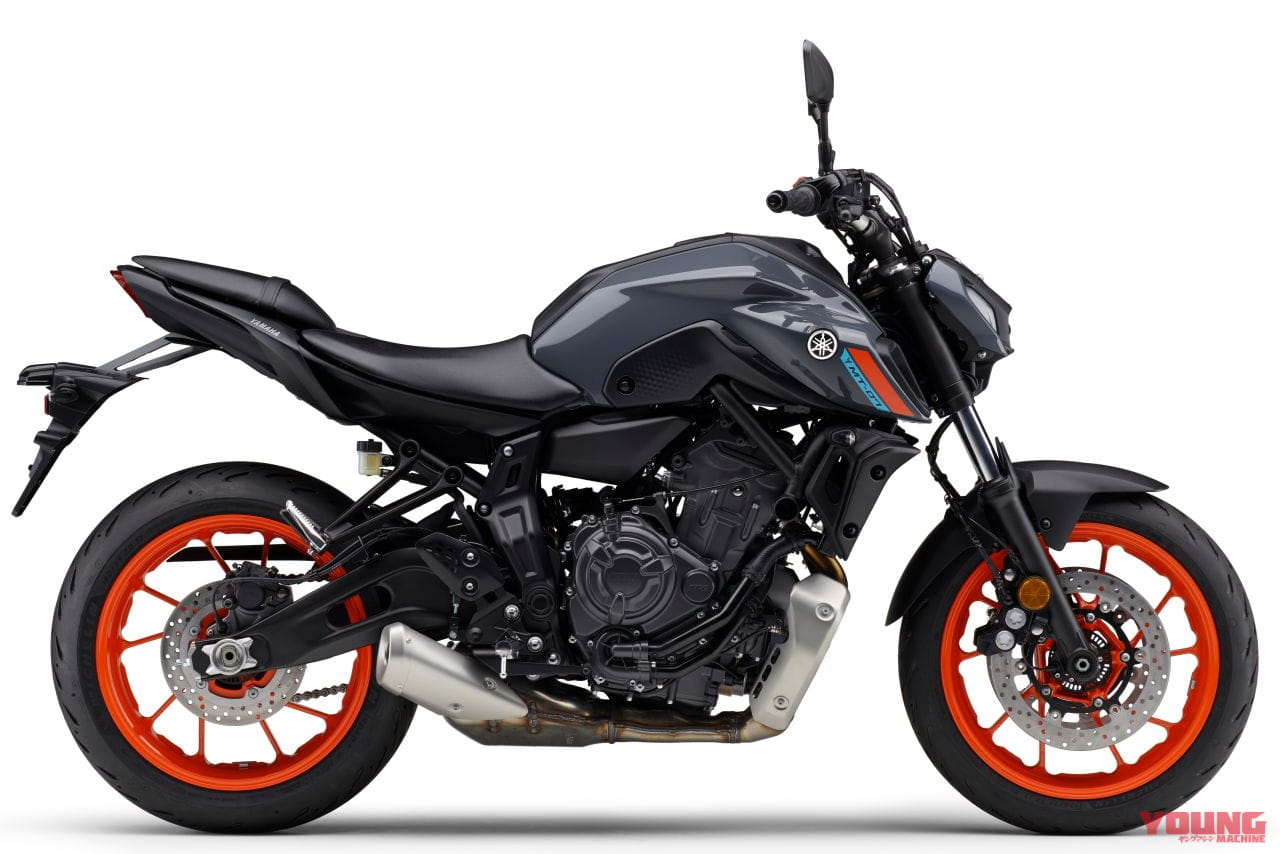 YAMAHA MT-07 ABS[2021 model]