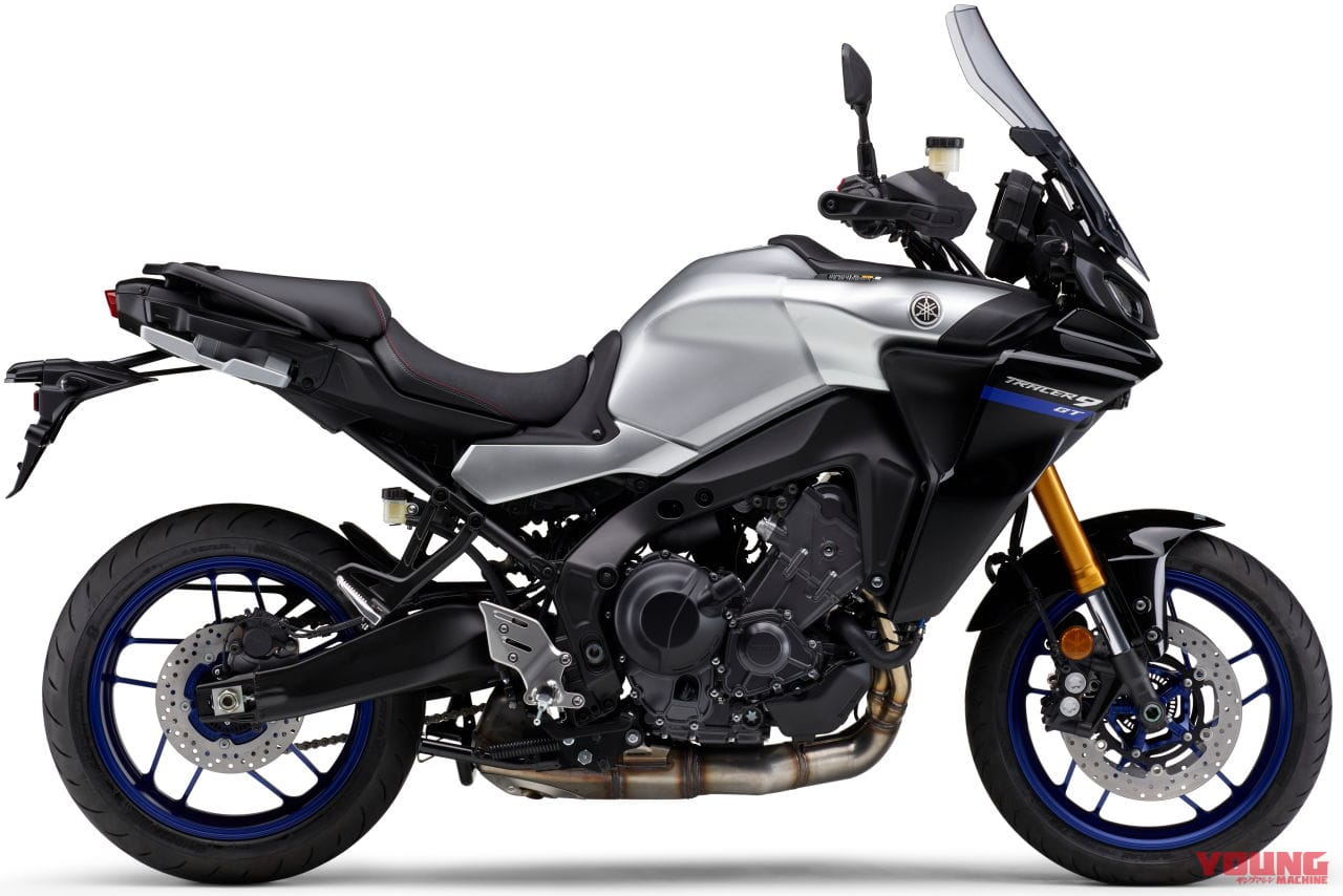 YAMAHA TRACER9 GT ABS[2021 model]