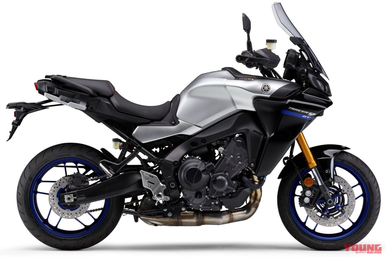 YAMAHA TRACER 9 GT ABS[2021 model]