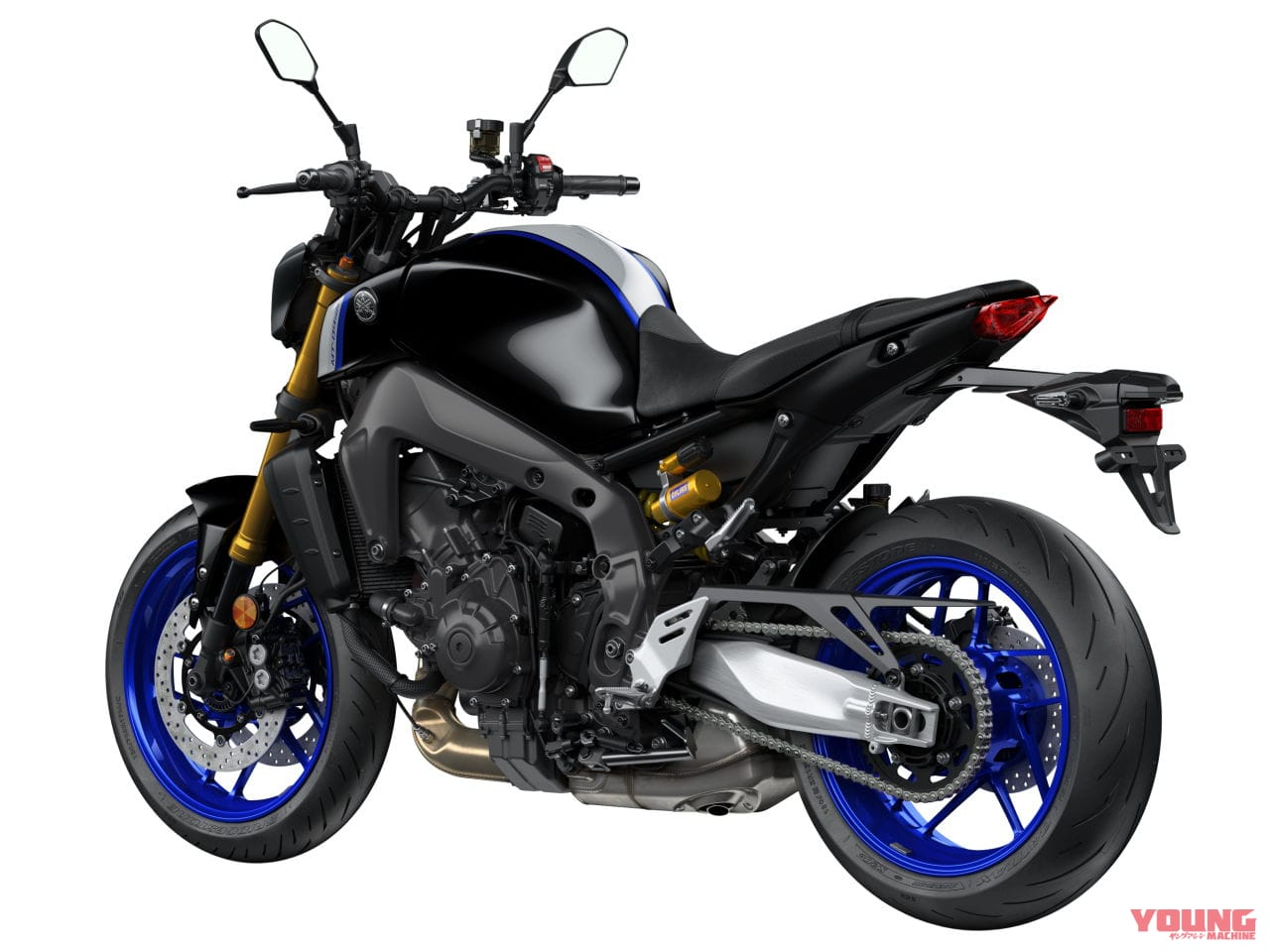 YAMAHA MT-09 SP[2021 model]欧州仕様