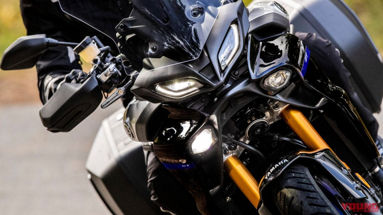 YAMAHA TRACER 9 ABS / TRACER 9 GT ABS