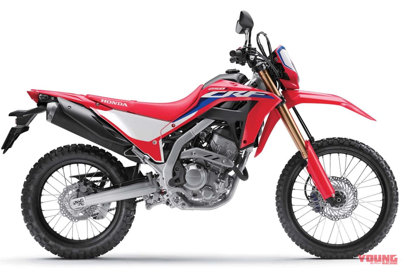 HONDA CRF250L/CRF250L<S>[2021 model]