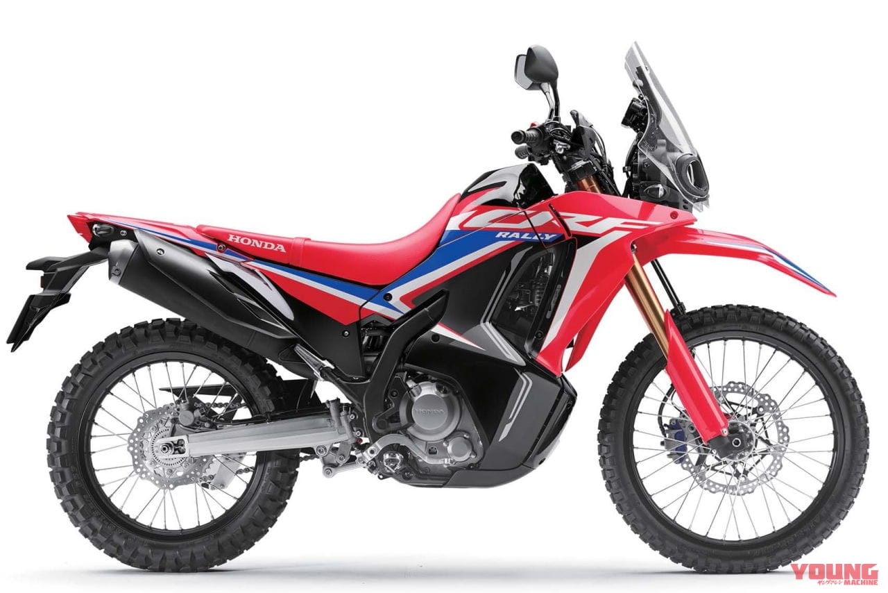 HONDA CRF250 RALLY/CRF250 RALLY<S>[2021 model]