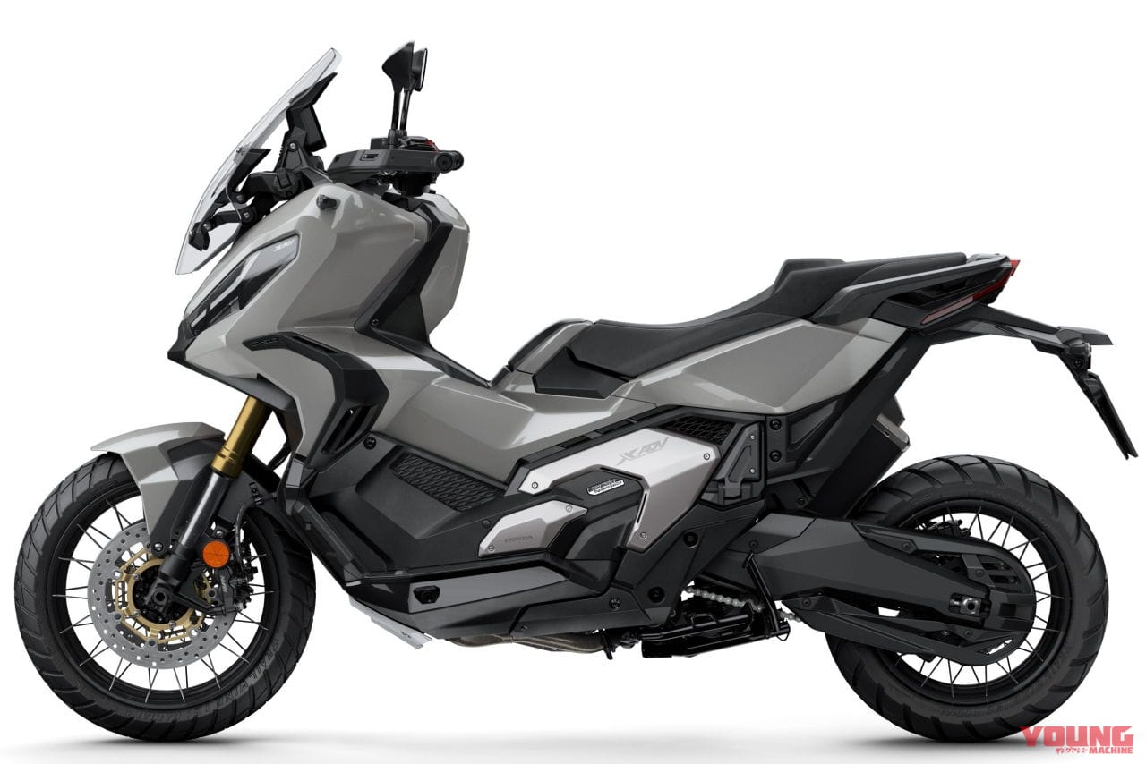 HONDA X-ADV[2021 model]欧州仕様