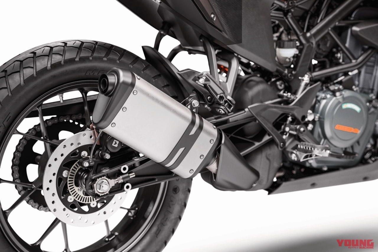 KTM 250 ADVENTURE[2021 model]