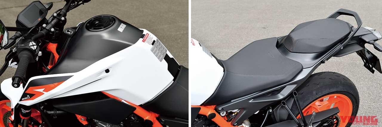 KTM 890デュークR試乗インプレッション