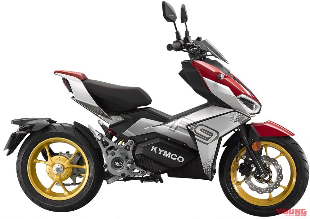 KYMCO F9[2021 model]