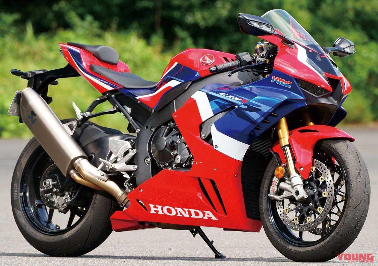 ホンダCBR1000RR-RファイヤーブレードSP