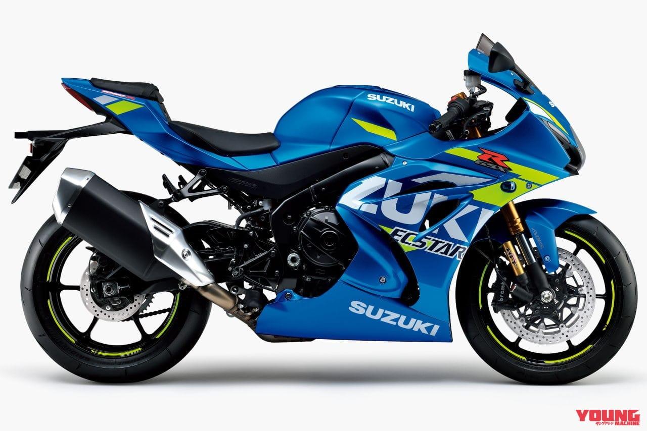 SUZUKI GSX-R1000R ABS
