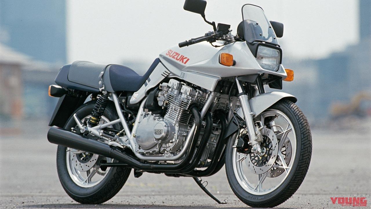 スズキGSX1100Sカタナ完調術#1〈プロに学ぶ'80s神名車メンテナンス〉