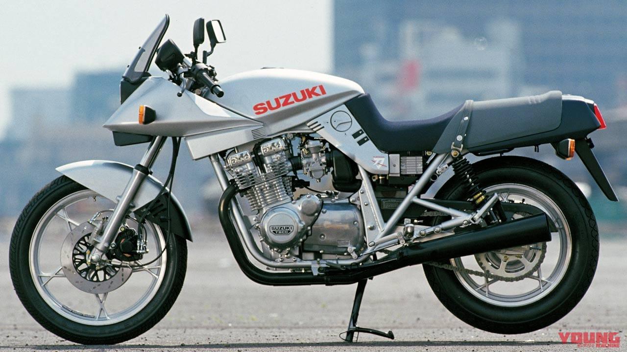 スズキ GSX-1100S KATANA