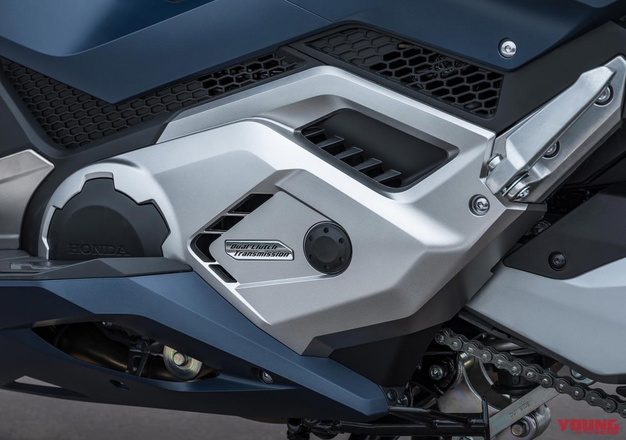 '21ホンダ新型フォルツァ750はX-ADVベースに電脳フルパック