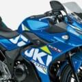 スズキ「GSX250R」がABSを装備! 60万円切りで従来と同じカラーバリエーションを展開