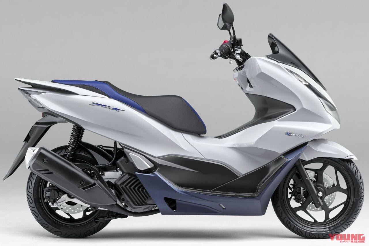HONDA PCX e:HEV[2021 model]