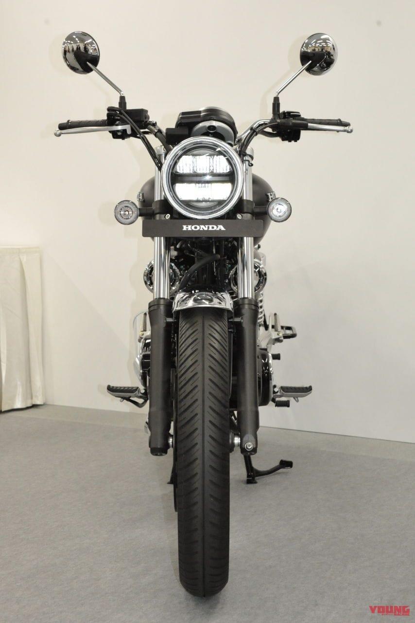 HONDA H'ness CB350[2021 model]