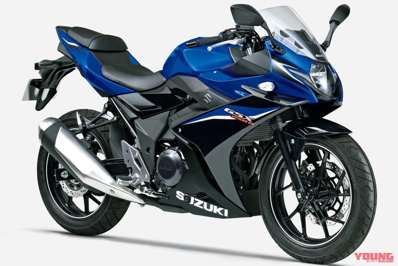 SUZUKI GSX250R ABS[2021 model]