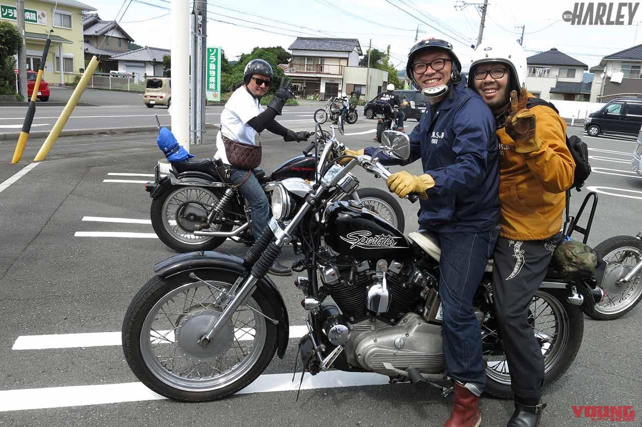 ハーレー×キャンプツーリングレポート〈甲府〜掛川編〉|マイパフォーマンス
