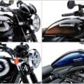 カワサキ'21モデルの新色はほぼ出揃った!〈後編|Z900RS/W800/バルカンS〉