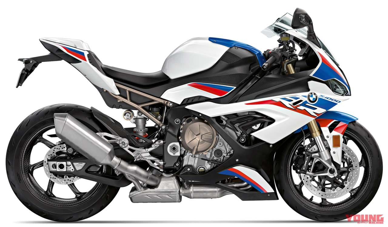 '19 BMW S1000RR M PACKAGE