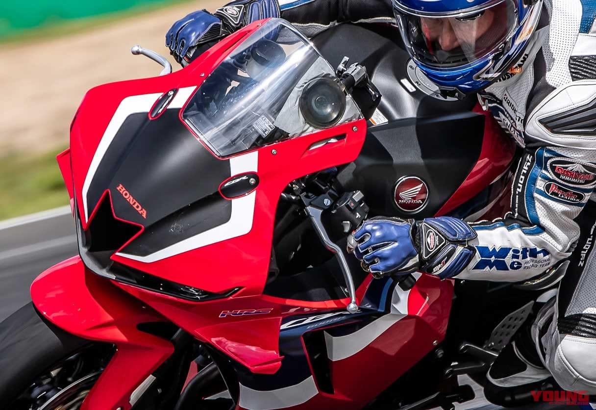 ホンダCBR600RRサーキット試乗インプレ【上で吠えるエンジン、でも乗りやすい】