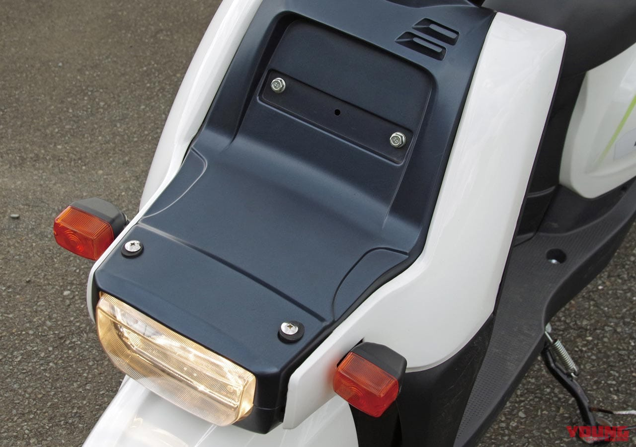 ビジネス電動バイク「Eミニモ バトラ201」試乗インプレッション
