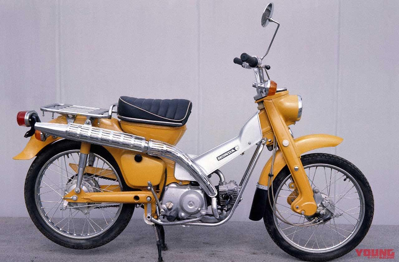 '68 ホンダCT50