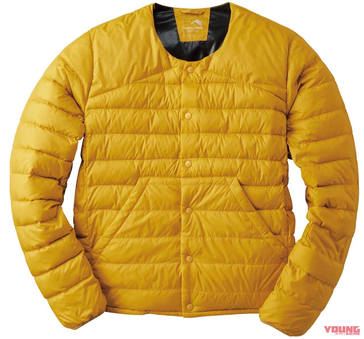 フィールドコア ウォッシャブルフュージョンダウンライトジャケット HD004|ワークマン