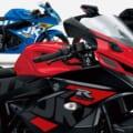 原付二種で唯一の国産スーパースポーツ! スズキ「GSX-R125」に2021年モデルの赤が登場