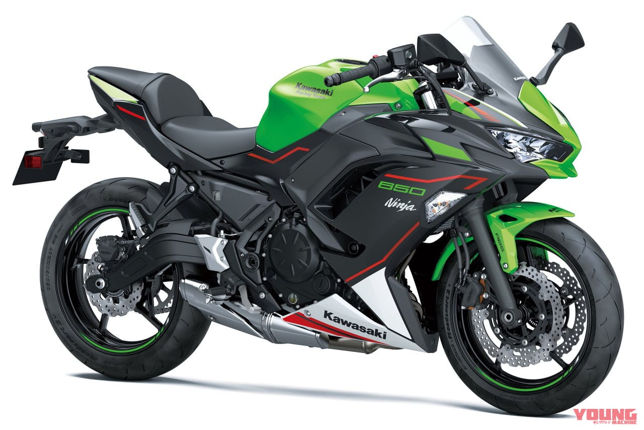KAWASAKI Ninja 650 KRT EDITION[2021 model]