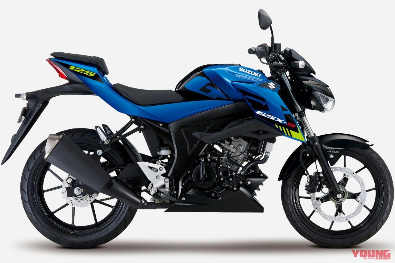 SUZUKI GSX-S125 ABS[2021 model]