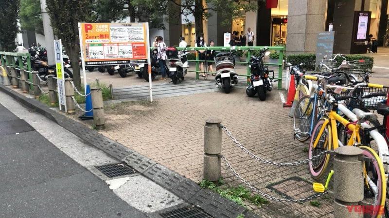 都内で原付バイクが使えない理由【2輪車駐車場の利用頻度にみる現状と ...