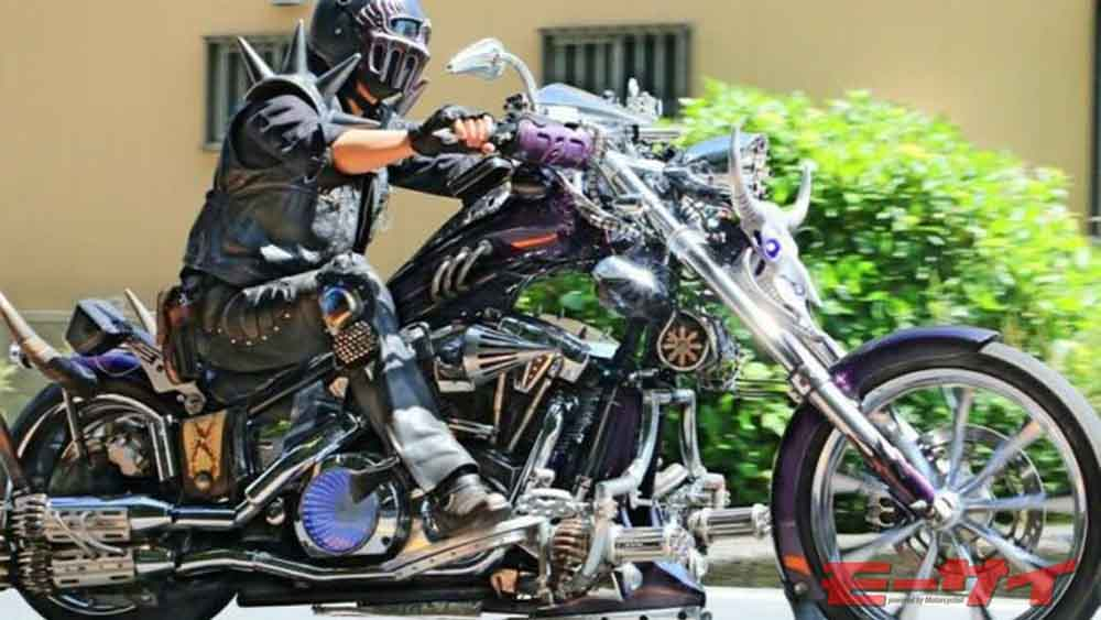 80年代当時に原先生が参考にした!?『北斗の拳』に登場するバイクのモチーフを考察