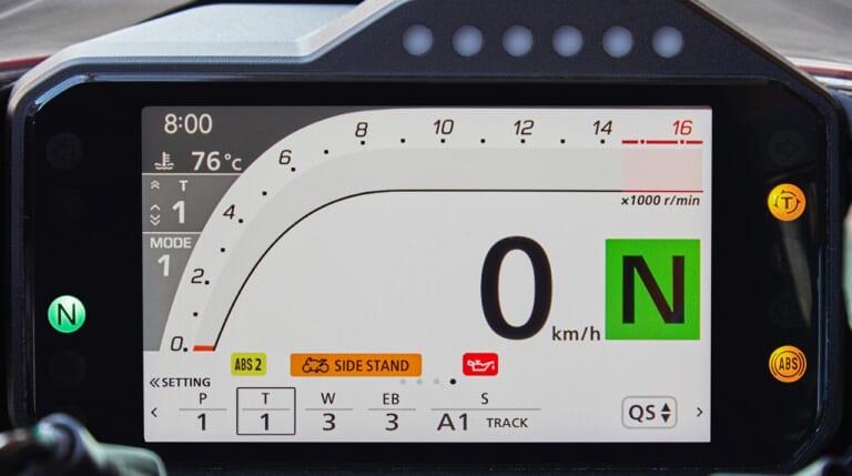 ホンダCBR1000RR-Rファイアーブレード/SP