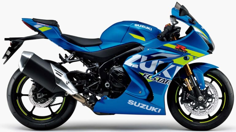 スズキGSX-R1000R
