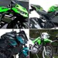 カワサキ2021新車バイクラインナップ〈126〜250cc軽二輪クラス〉ZX-25R etc.