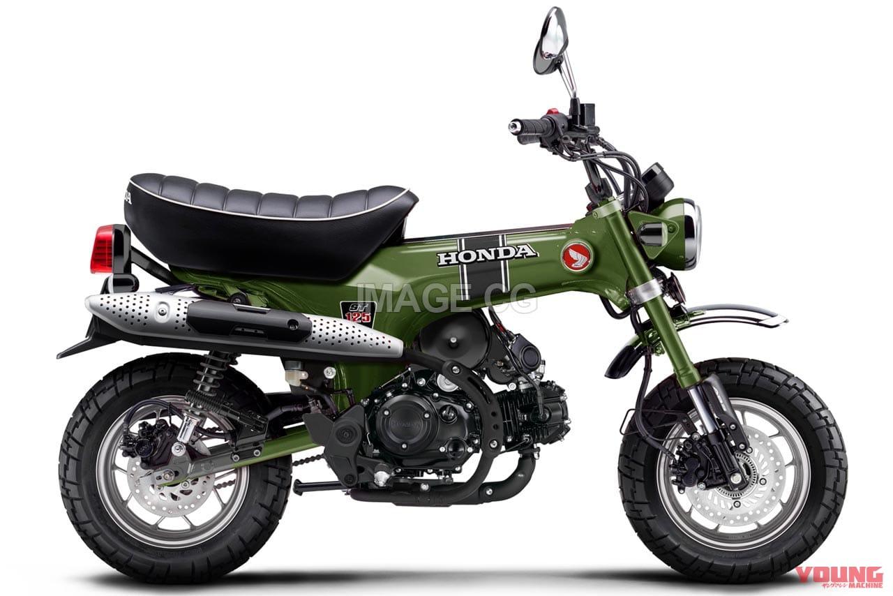 ダックス バイク