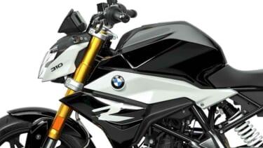 BMW新型「G310R」予約受付開始! 後方排気の単気筒エンジンを搭載したロードスター