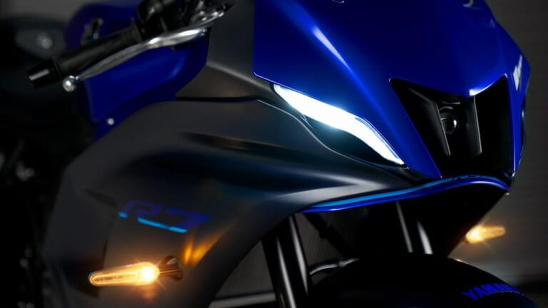 YAMAHA YZF-R7[2022 model]