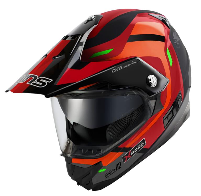 クロスオーバーヘルメット|Xロードフリーライド エヴァンゲリオンエディション