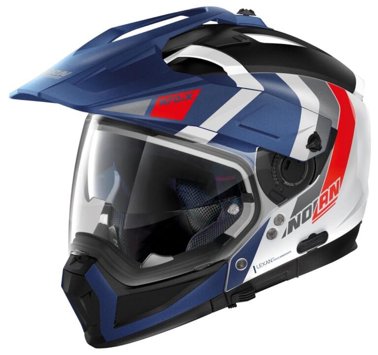 クロスオーバーヘルメット|ノーランN70-2X