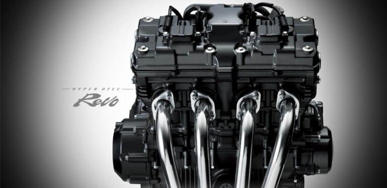 '19 ホンダCB400スーパーフォア/スーパーボルドール|エンジン