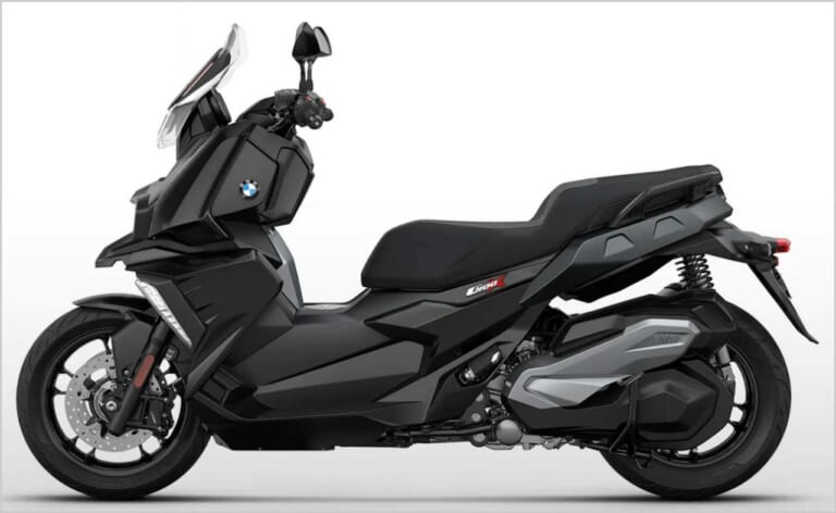 '21 BMW C400X ブラックストームメタリック2