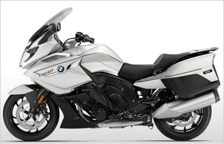 '21 BMW K1600GT Opt.719 ミネラルホワイトメタリック