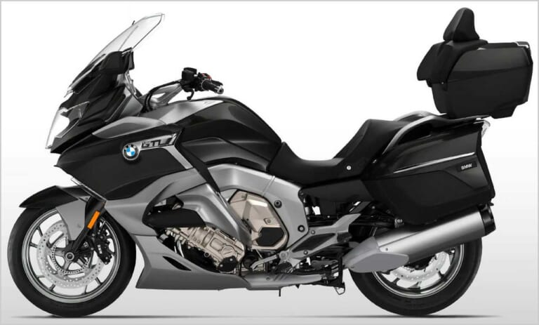 '21 BMW K1600GTL ブラック・ストーム・メタリック