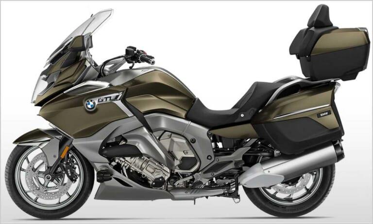 '21 BMW K1600GTL マンハッタンメタリック×スタイルエレガンス