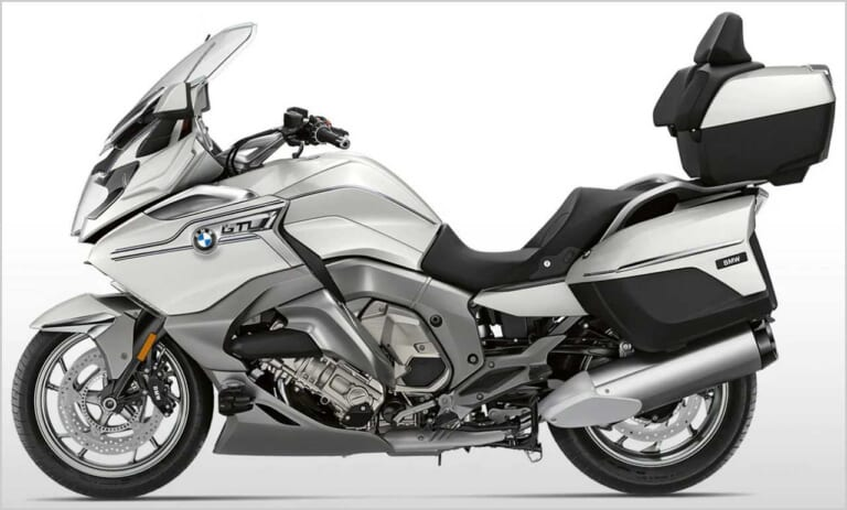 '21 BMW K1600GTL Opt.719 ミネラルホワイトメタリック