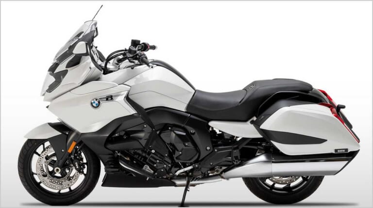 '21 BMW K1600B アルピンホワイト