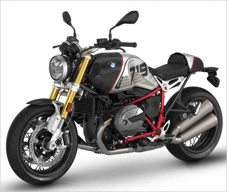'21 BMW Rナインティ|Option719ナイトブラックマット×アルミニウムマット